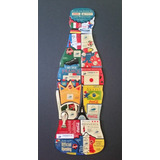 Coleção 17 Pins Futebol Copa Do Mundo 1998 Garrafa Coca Cola
