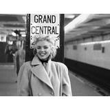 Lamina De Marilyn Monroe - Grand Central Station - 50 X 40