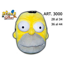Pantuflas Simpsons Originales