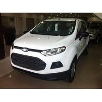 Nueva Ford Ecosport S 1.6 0km 100% Financiado Sin Intereses