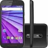 Motorola Xt1543 Moto G 3 Preto Dual 16gb Original | Vitrine