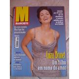 Revista Manchete Luíza Brunet Marilyn Monroe Renata Sorrah