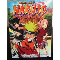 Guia Oficial De Naruto (libro) (original Y Nuevo)