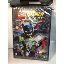 Dvd Lego Batman O Filme Super Herói Se Unem Lego