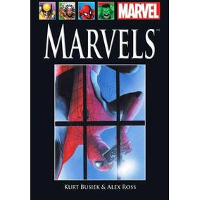 Coleccion Marvel Salvat: Marvels