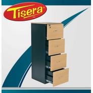 Archivo Laminado Fichero Carpeta 4 Cajones Tisera Arch22
