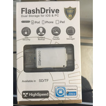 I-flashdrive Para Iphone Ipad Micro Usb Lector