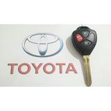 Llave Toyota Hilux/fortuner 2007-2015 Original