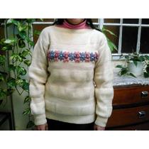 Pullover Sweater Estilo Bariloche T-004