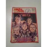 Revista Canta Rock -especial De Yes En Argentina (1985)
