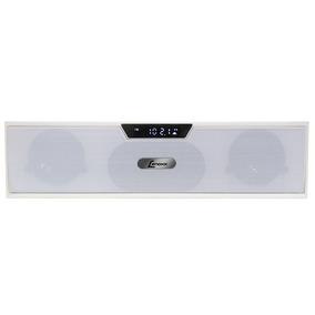 Caixa De Som Bluetooth 5w Rms - Bt510 Branco