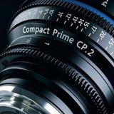 Set Ajuste Avanzado 6 Lente Zeiss Compact Prime .2 Ef Canon
