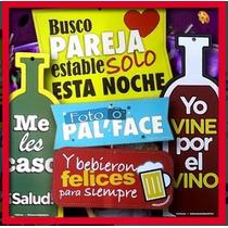 Props Letreros Para Fiesta,boda,año Nuevo,xv Años,emoji