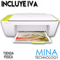 Impresora Hp 2135 Multifuncional Imprime Copia Escanea Nueva