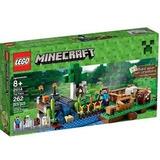 Lego Minecraft The Farm 21114- Giro Didactico