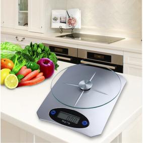 Balança Digital De Cozinha Alta Precisão Até 5kg Carne Pesca