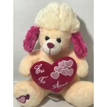 Urso Pelucia Amor Eu Te Amo