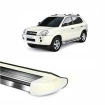 Estribo Hyundai Tucson 2006 A 2017 Stribus Vanilla White