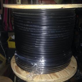 Bobina Cable Rg-6 Rg6 Cablevisión 305m Con Guíaguia