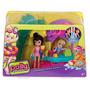 Polly Pocket Cafe Splash Muñeca Original Mattel