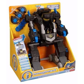 Batbot Imaginext Dc Super Friends Batman Fisher Price