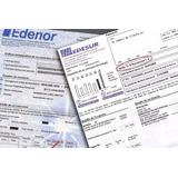 Certificado Dci - Medidor De Luz- Edenor/ Edesur