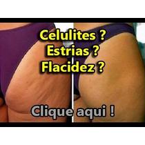 Gel Crioterápico P/ Gorduras Localizadas, Estrias E Celulite