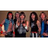 Entrada De Iron Maiden