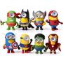 Minions Para Dia Del Niño Batman Iron Man Y Mas 30 De Abril