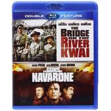 Blu-ray El Puente Sobre El Rio Kwai + Cañones De Navarone
