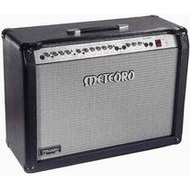 Cubo Amplificador Meteoro Vulcano G200 Pre Valvulado Hendrix