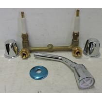 Mezcladora Para Empotrar Con Regadera Rugo 36-pf