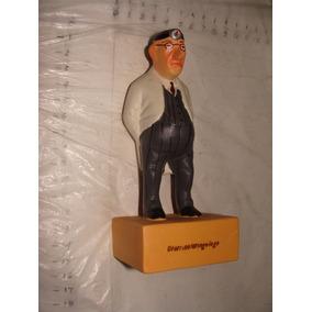 Antigua Figura Ceramica Medico Otorrinolaringologo , Como Ap