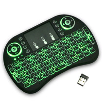 Mini Teclado Mouse Inalambrico Android Pc Mac Smart Tv Xbox