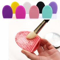 Limpia Brochas Maquillaje,limpiador Brush Egg Envio Gratis