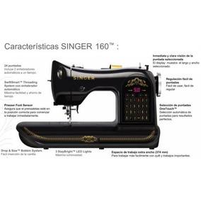 Maquina De Coser Singer !60 Aniversario, Edición Limitada