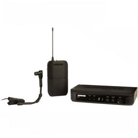 Transmissor Receptor S/ Fio Percussão Blx Shure Microfone