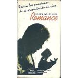 Luis Miguel Romance En Vivo Vhs