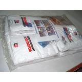 Remeras Blancas Con Estampas Vs Paq X 12 Unidades