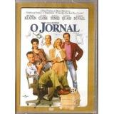 Dvd O Jornal - Filme - Loja Center Som