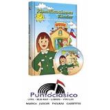 Libro De Planificaciones Kinder + Cd-rom