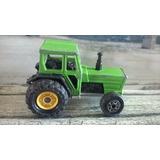 Tractor Verde Majorette, Escala 1/65