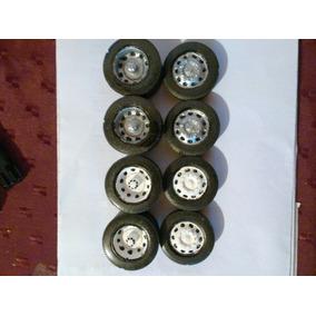 Ruedas P/ Colectivo Camión Micro Ómnibus Tipo Buby Rym 1:32