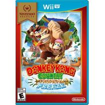 ° Donkey Kong Country Freeze Tropical Selects Wii U° Bnkshop