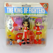 The King Of Fighters Mai Shiranui E Athena Asamiya