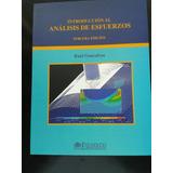 Introducción Al Análisis De Esfuerzos, Raúl Goncalves