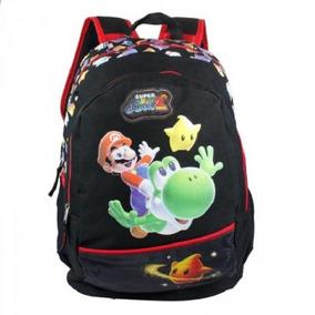 Mochila Super Mario Galaxy 2 Chenson