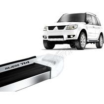 Estribo Mitsubishi Pajero Tr4 2011/... - Branco Alpino