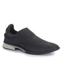 Sapato Casual Masculino Ferracini Moden - Preto