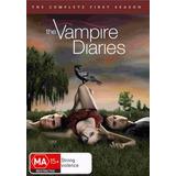 The Vampires Diaries - Temporadas Completas (dvd)